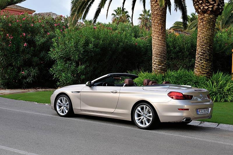 Nové BMW řady 6 se představuje jako kabriolet (+ velká fotogalerie): - fotka 39