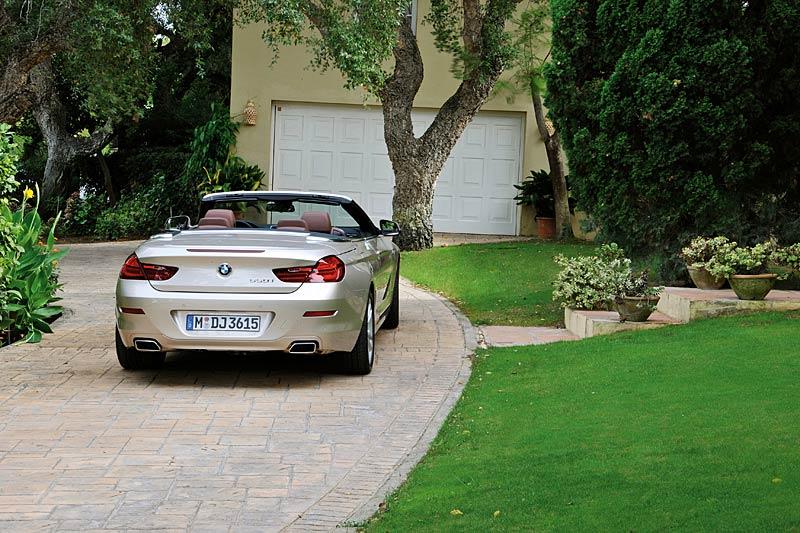 Nové BMW řady 6 se představuje jako kabriolet (+ velká fotogalerie): - fotka 41