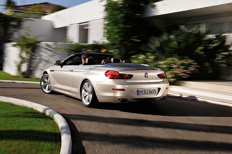 Nové BMW řady 6 se představuje jako kabriolet (+ velká fotogalerie): - fotka 42
