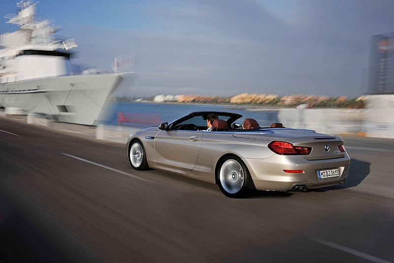Nové BMW řady 6 se představuje jako kabriolet (+ velká fotogalerie): - fotka 44