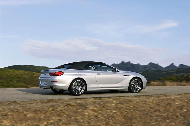 Nové BMW řady 6 se představuje jako kabriolet (+ velká fotogalerie): - fotka 45