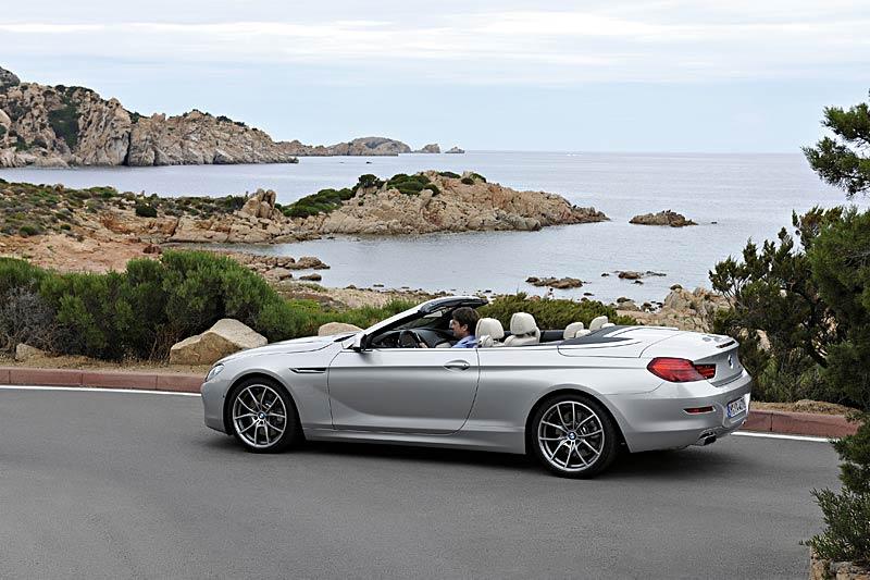 Nové BMW řady 6 se představuje jako kabriolet (+ velká fotogalerie): - fotka 46
