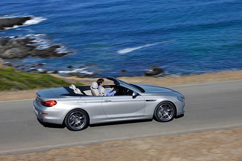 Nové BMW řady 6 se představuje jako kabriolet (+ velká fotogalerie): - fotka 47