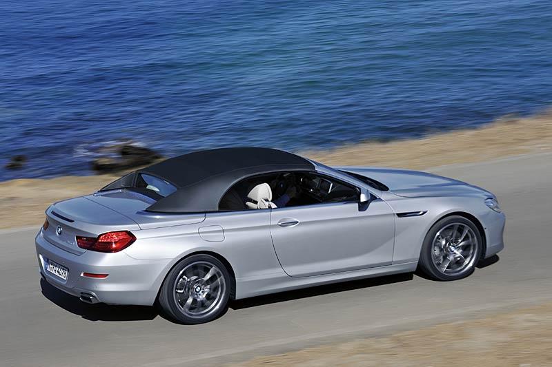 Nové BMW řady 6 se představuje jako kabriolet (+ velká fotogalerie): - fotka 48