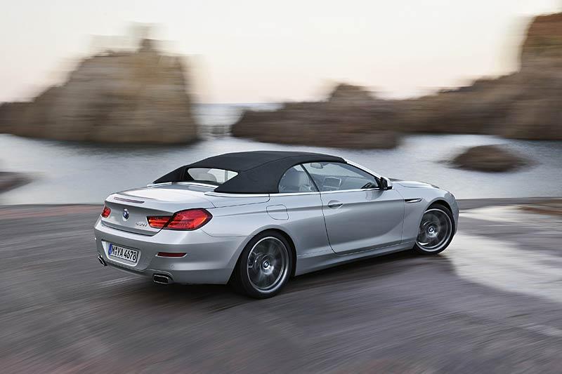 Nové BMW řady 6 se představuje jako kabriolet (+ velká fotogalerie): - fotka 49