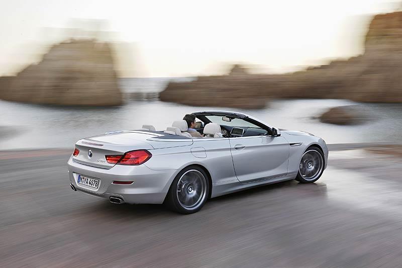 Nové BMW řady 6 se představuje jako kabriolet (+ velká fotogalerie): - fotka 50