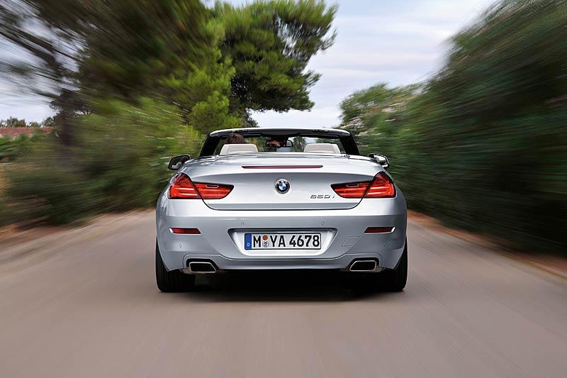 Nové BMW řady 6 se představuje jako kabriolet (+ velká fotogalerie): - fotka 53