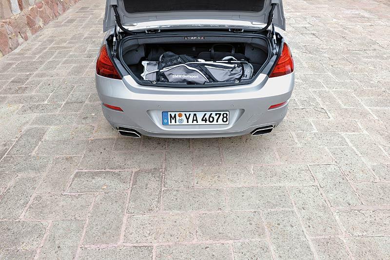 Nové BMW řady 6 se představuje jako kabriolet (+ velká fotogalerie): - fotka 55