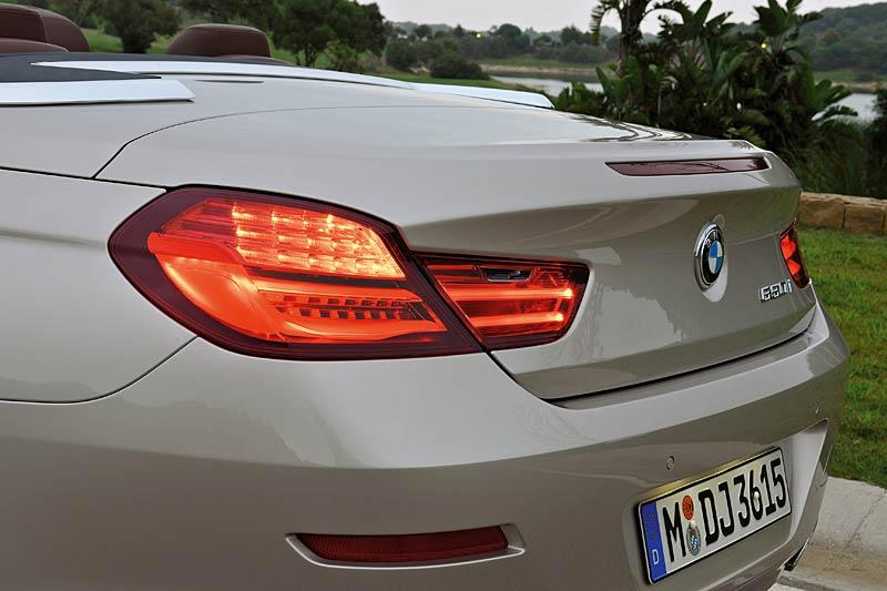 Nové BMW řady 6 se představuje jako kabriolet (+ velká fotogalerie): - fotka 62