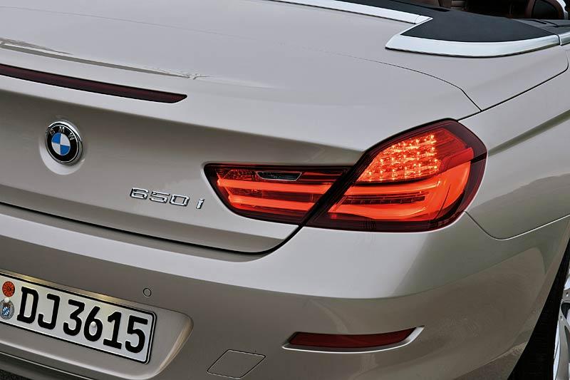 Nové BMW řady 6 se představuje jako kabriolet (+ velká fotogalerie): - fotka 64