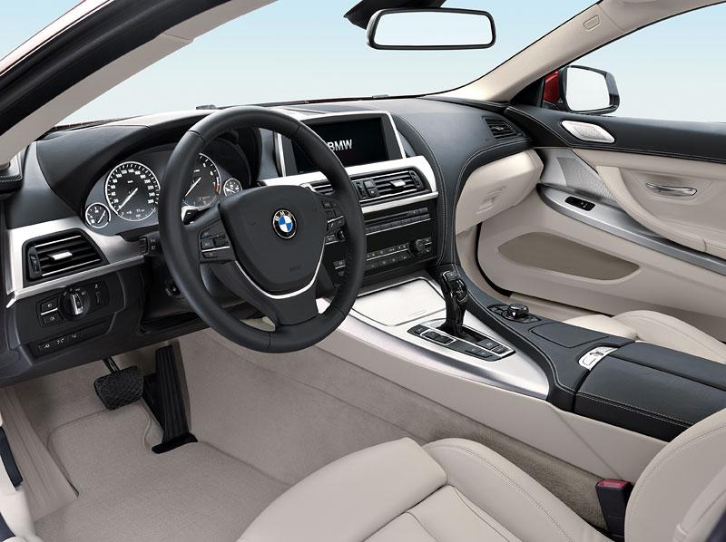 BMW 6 Coupé: oficiální premiéra (velká fotogalerie): - fotka 2