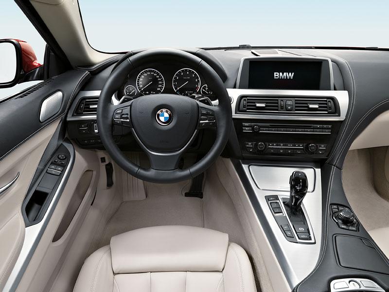 BMW 6 Coupé: oficiální premiéra (velká fotogalerie): - fotka 3