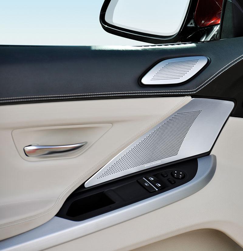 BMW 6 Coupé: oficiální premiéra (velká fotogalerie): - fotka 12