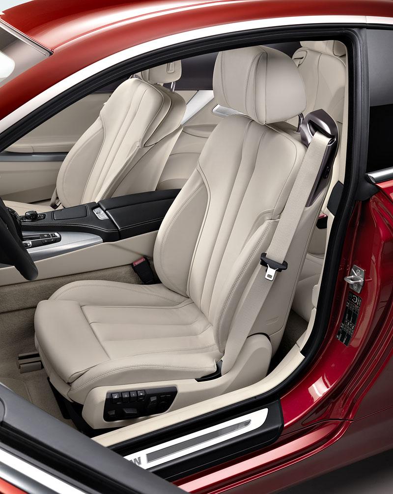 BMW 6 Coupé: oficiální premiéra (velká fotogalerie): - fotka 15