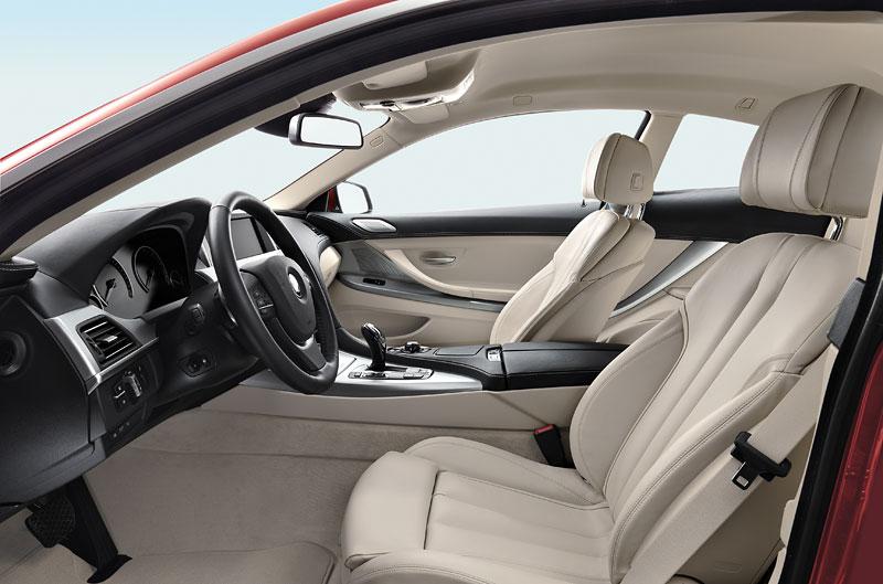 BMW 6 Coupé: oficiální premiéra (velká fotogalerie): - fotka 18