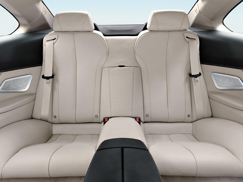 BMW 6 Coupé: oficiální premiéra (velká fotogalerie): - fotka 20