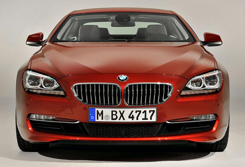BMW 6 Coupé: oficiální premiéra (velká fotogalerie): - fotka 22
