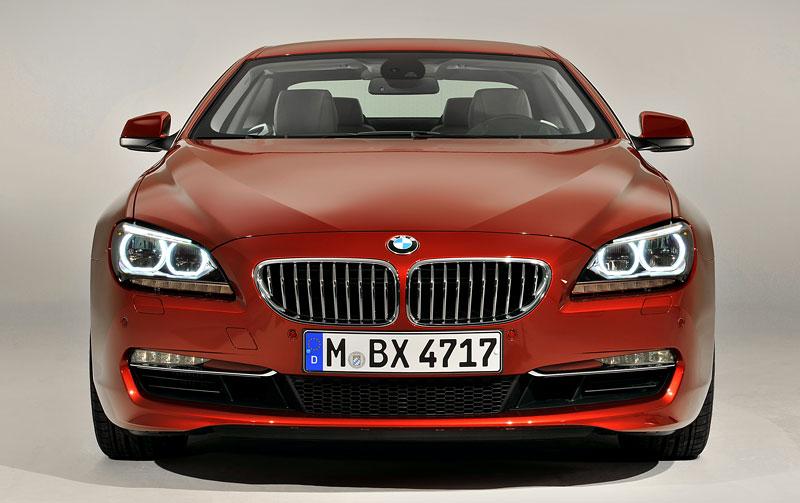 BMW 6 Coupé: oficiální premiéra (velká fotogalerie): - fotka 23