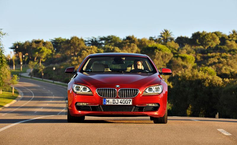 BMW 6 Coupé: oficiální premiéra (velká fotogalerie): - fotka 24