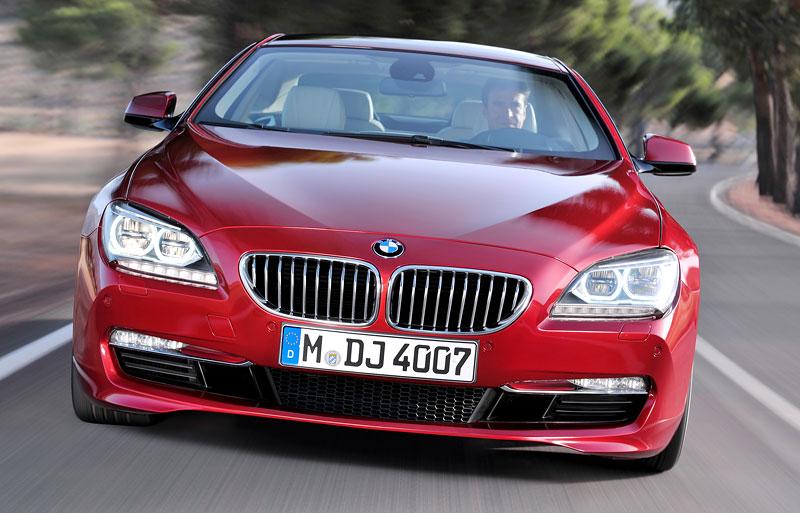 BMW 6 Coupé: oficiální premiéra (velká fotogalerie): - fotka 25