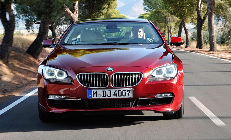 BMW 6 Coupé: oficiální premiéra (velká fotogalerie): - fotka 26