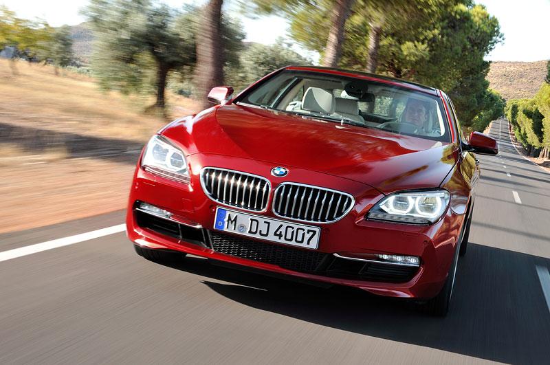 BMW 6 Coupé: oficiální premiéra (velká fotogalerie): - fotka 27