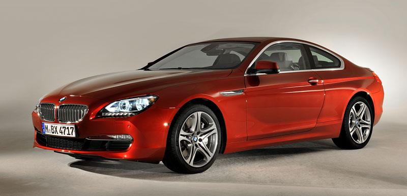 BMW 6 Coupé: oficiální premiéra (velká fotogalerie): - fotka 28