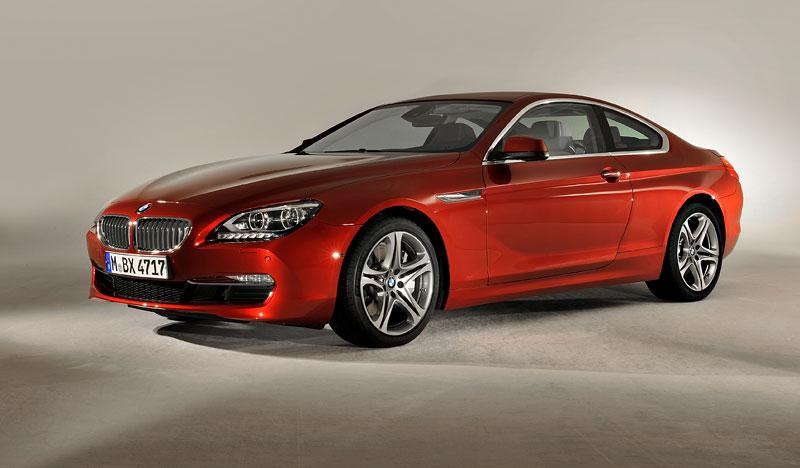 BMW 6 Coupé: oficiální premiéra (velká fotogalerie): - fotka 29