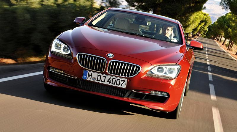 BMW 6 Coupé: oficiální premiéra (velká fotogalerie): - fotka 30