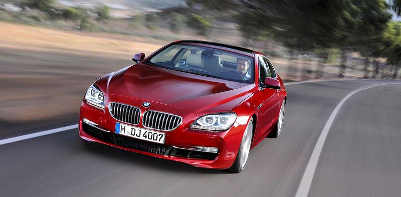 BMW 6 Coupé: oficiální premiéra (velká fotogalerie): - fotka 31