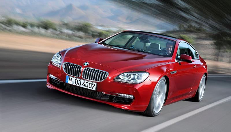 BMW 6 Coupé: oficiální premiéra (velká fotogalerie): - fotka 32