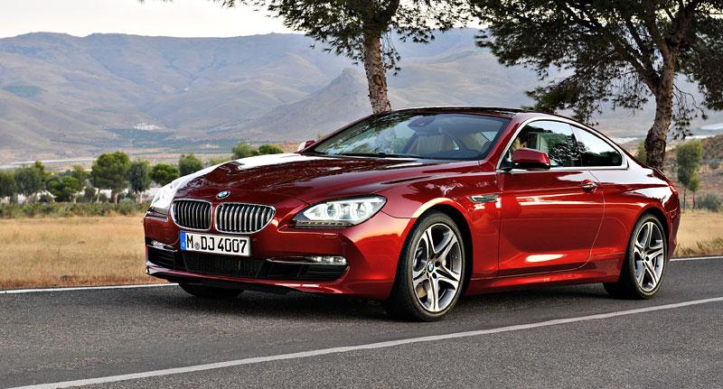 BMW 6 Coupé: oficiální premiéra (velká fotogalerie): - fotka 33