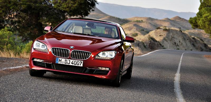 BMW 6 Coupé: oficiální premiéra (velká fotogalerie): - fotka 34