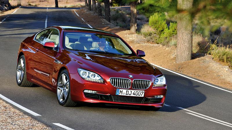BMW 6 Coupé: oficiální premiéra (velká fotogalerie): - fotka 35