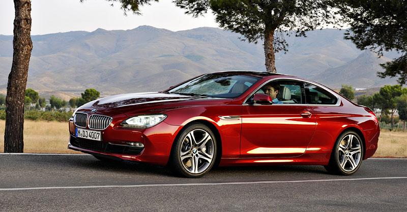 BMW 6 Coupé: oficiální premiéra (velká fotogalerie): - fotka 36