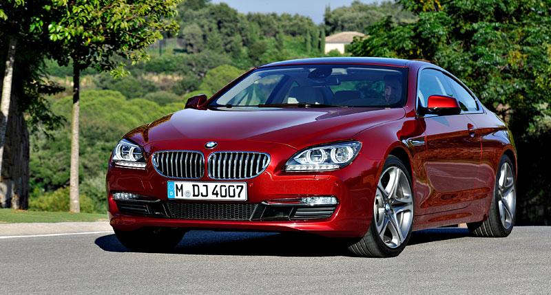 BMW 6 Coupé: oficiální premiéra (velká fotogalerie): - fotka 37