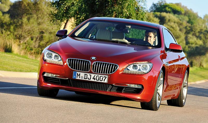BMW 6 Coupé: oficiální premiéra (velká fotogalerie): - fotka 38