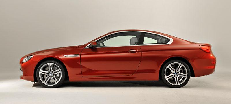 BMW 6 Coupé: oficiální premiéra (velká fotogalerie): - fotka 39
