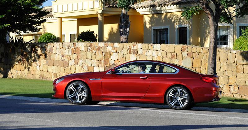 BMW 6 Coupé: oficiální premiéra (velká fotogalerie): - fotka 40