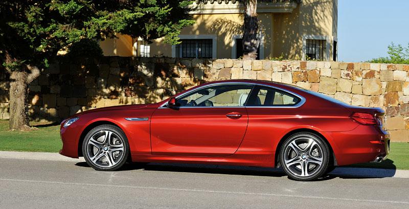 BMW 6 Coupé: oficiální premiéra (velká fotogalerie): - fotka 41