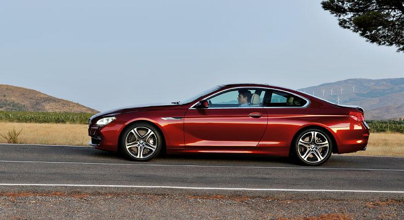 BMW 6 Coupé: oficiální premiéra (velká fotogalerie): - fotka 43