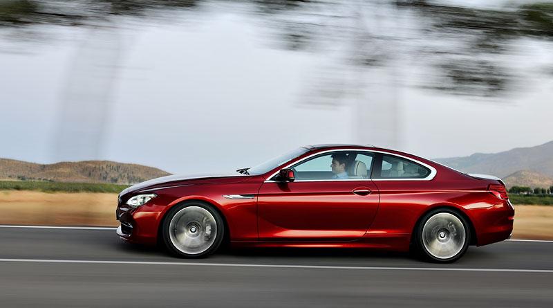 BMW 6 Coupé: oficiální premiéra (velká fotogalerie): - fotka 44