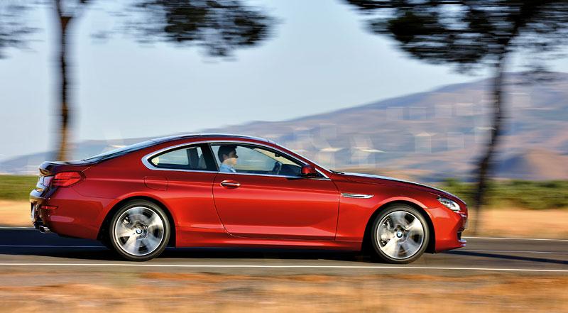 BMW 6 Coupé: oficiální premiéra (velká fotogalerie): - fotka 45