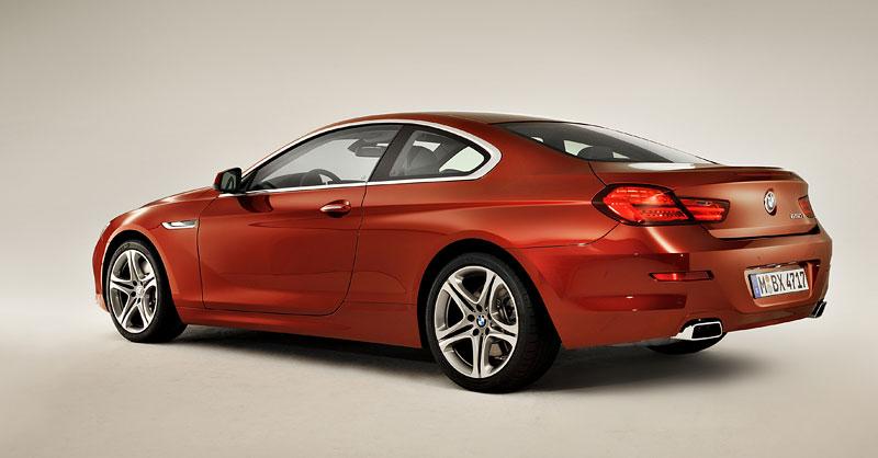 BMW 6 Coupé: oficiální premiéra (velká fotogalerie): - fotka 46
