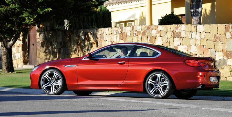 BMW 6 Coupé: oficiální premiéra (velká fotogalerie): - fotka 47