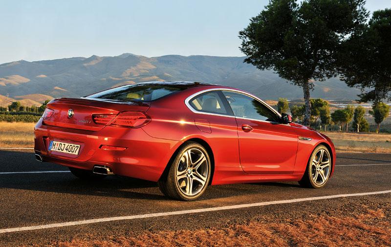 BMW 6 Coupé: oficiální premiéra (velká fotogalerie): - fotka 48