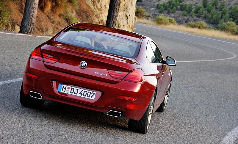 BMW 6 Coupé: oficiální premiéra (velká fotogalerie): - fotka 49