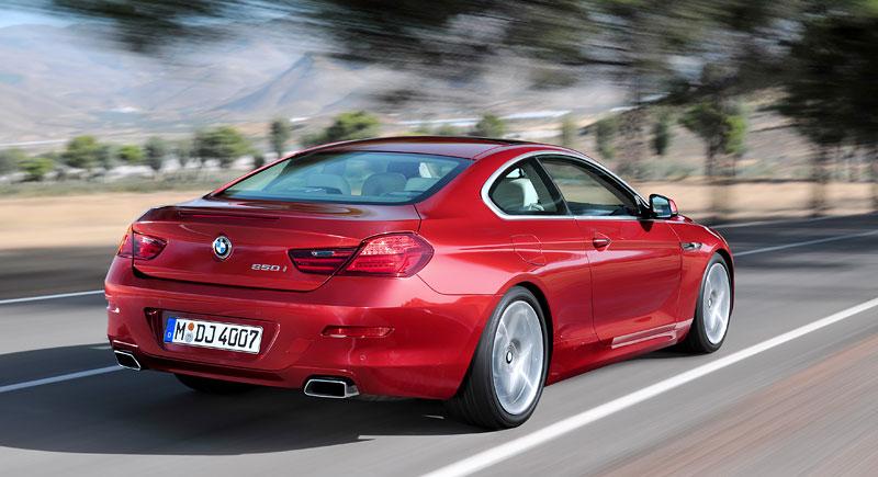 BMW 6 Coupé: oficiální premiéra (velká fotogalerie): - fotka 50