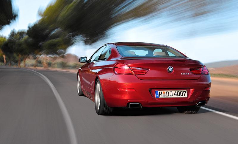 BMW 6 Coupé: oficiální premiéra (velká fotogalerie): - fotka 51
