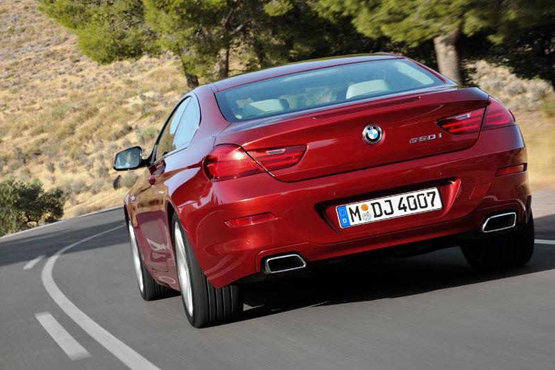 BMW 6 Coupé: oficiální premiéra (velká fotogalerie): - fotka 52